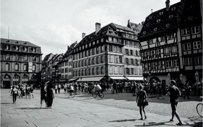 Tagesausflug in die Eurometropole Strassburg – Charmante Stadt im Elsass