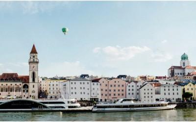 Das Hotel Wilder Mann im Herzen von Passau – Schlafen wie einst Kaiserin Sissi