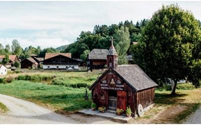 Das Museumsdorf Bayerischer Wald in Tittling