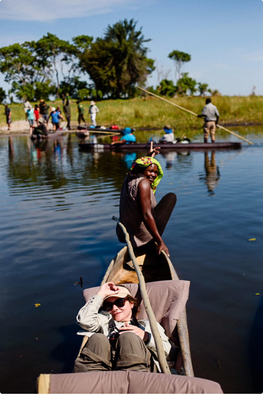 Afrika Teil1 - Von WIndhoek,Namibia nach Botswana ins Okavango Delta (111 von 118)