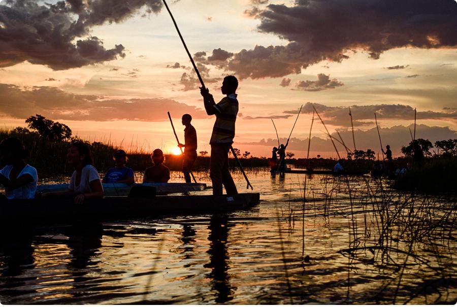 Afrika Teil1 - Von WIndhoek,Namibia nach Botswana ins Okavango Delta (86 von 118)