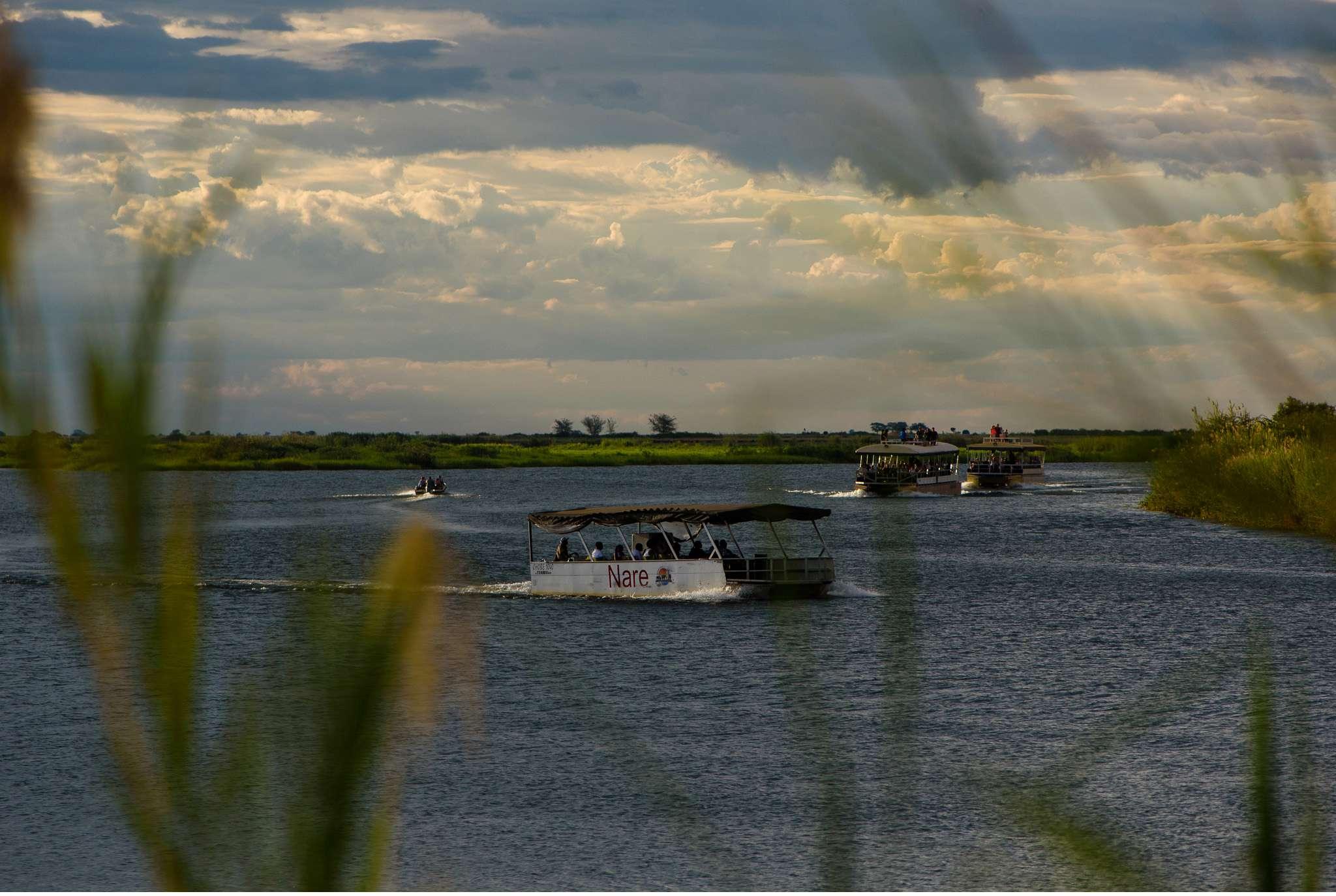 Chobe Nationalpark Botswana und Victoriafalls Zambia-14