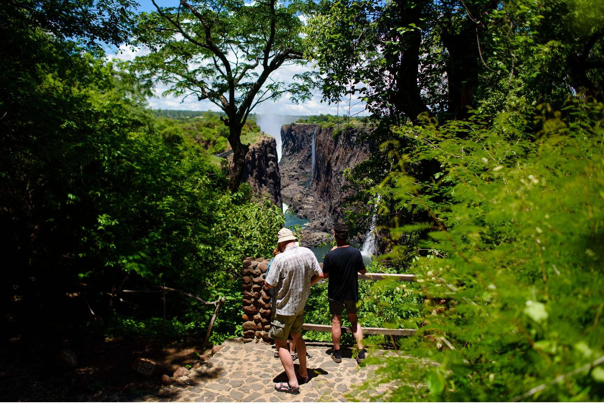 Chobe Nationalpark Botswana und Victoriafalls Zambia-88