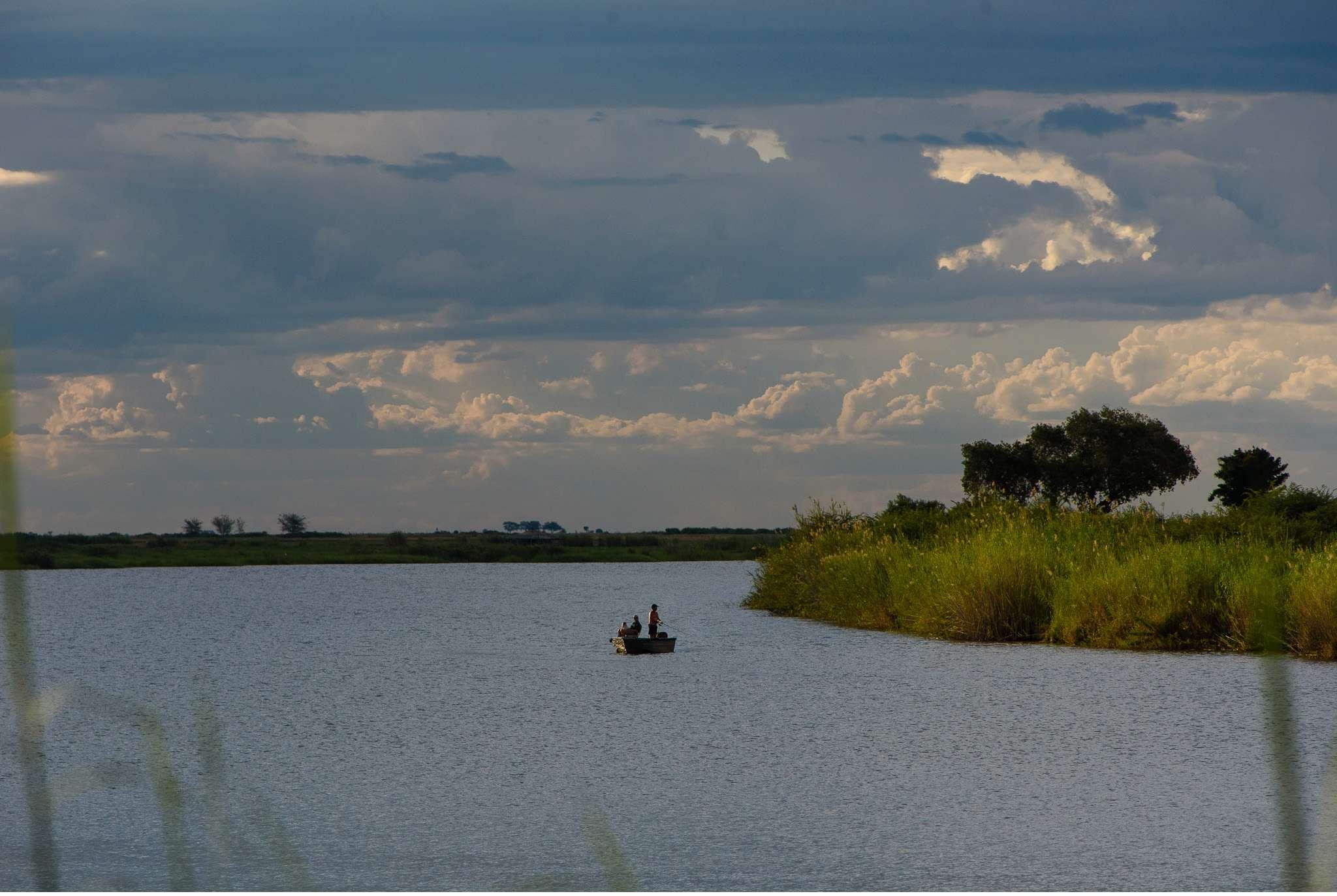Chobe Nationalpark Botswana und Victoriafalls Zambia-9