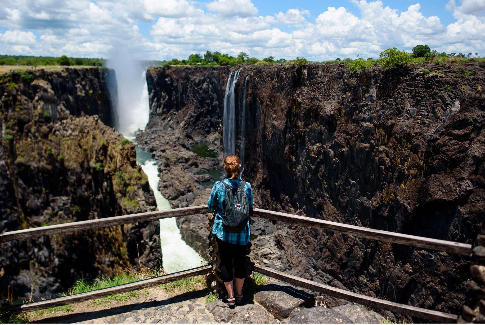 Chobe Nationalpark Botswana und Victoriafalls Zambia-93