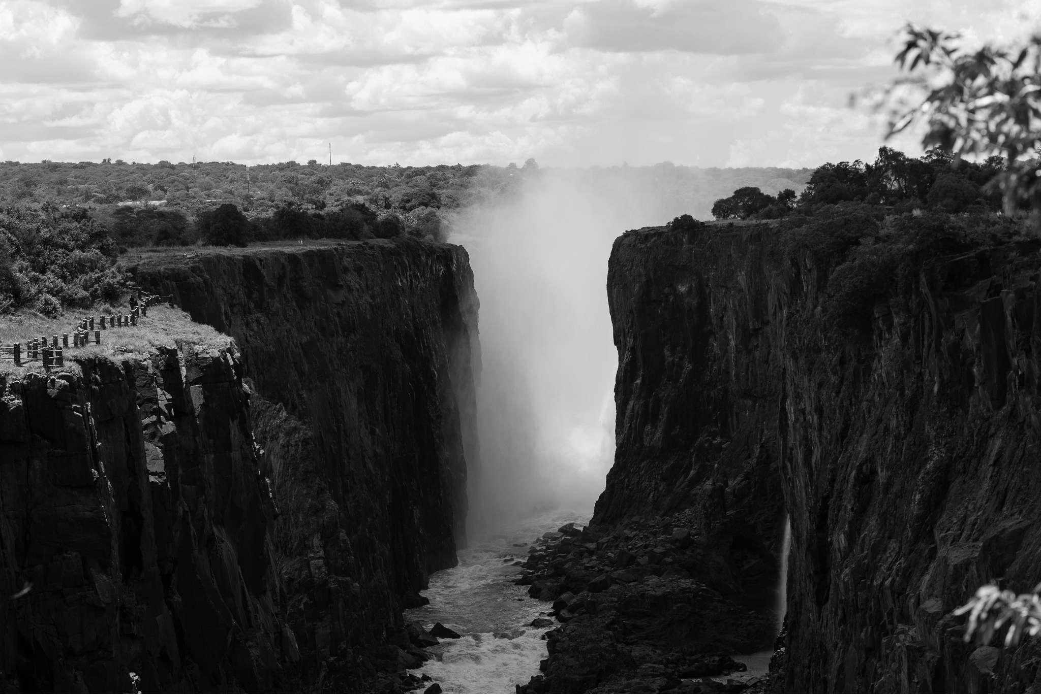 Chobe Nationalpark Botswana und Victoriafalls Zambia-97