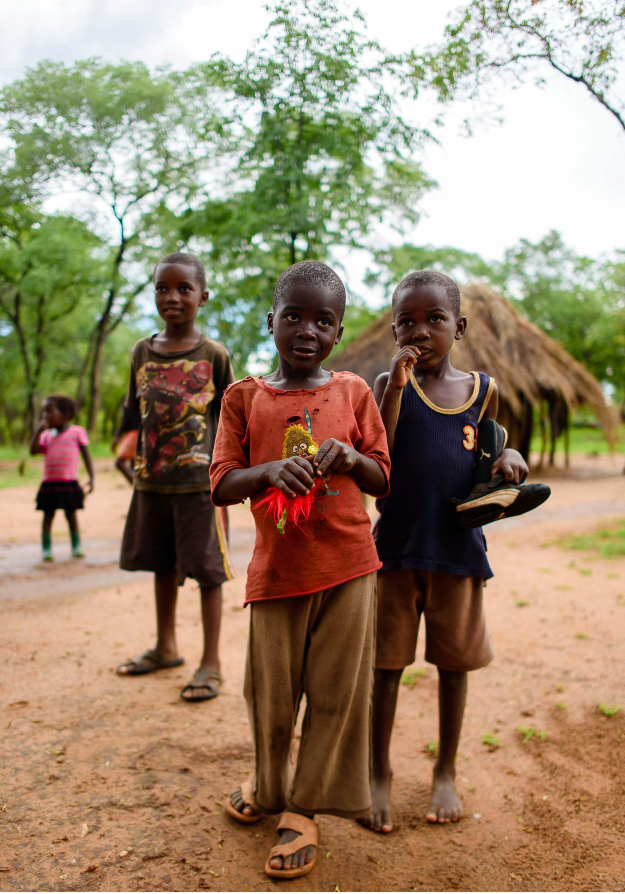 Vom South Luangwa in Zambia an den Malawi See - Marion und Daniel - Geschichten von unterwegs-14