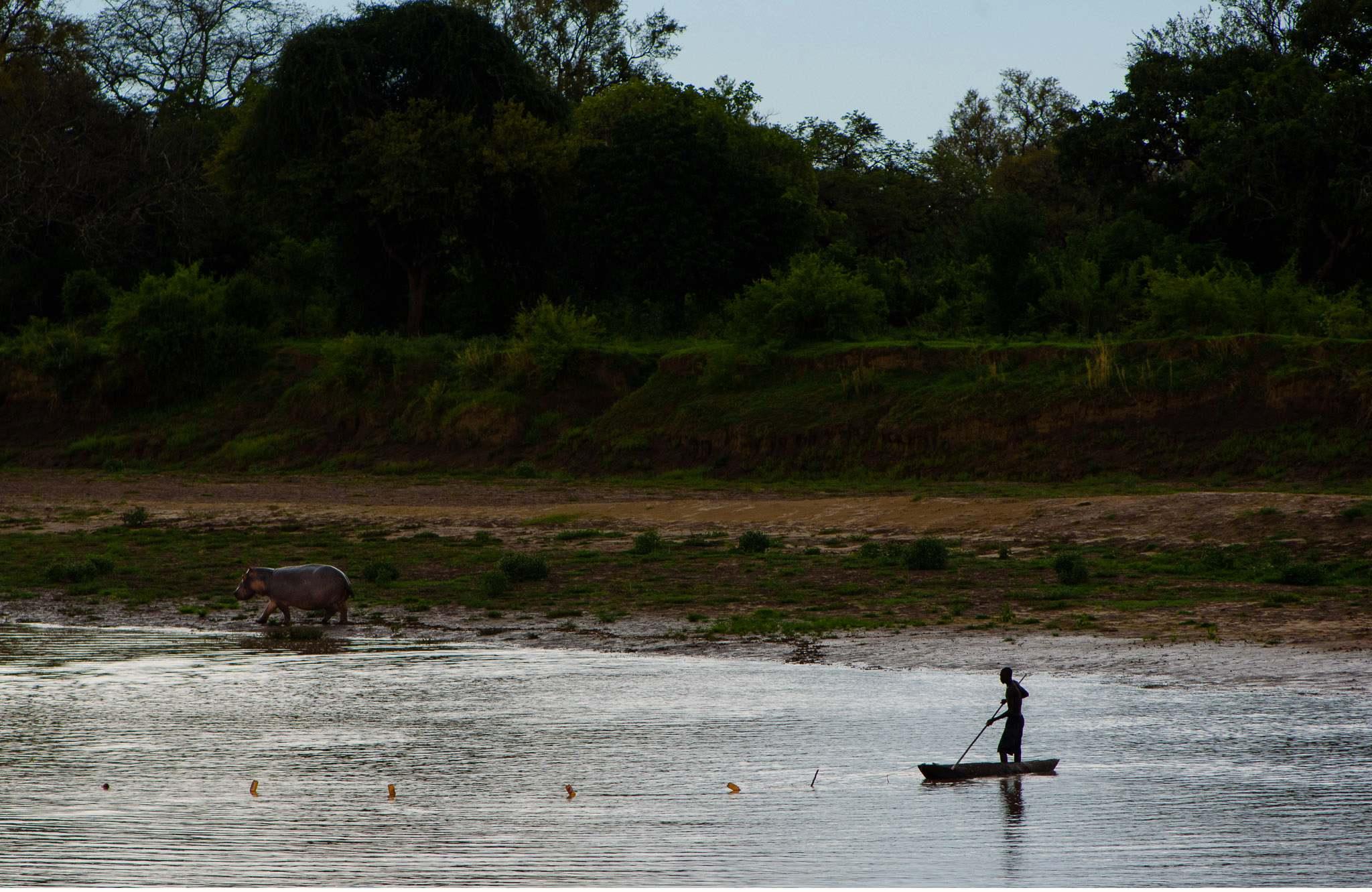 Vom South Luangwa in Zambia an den Malawi See - Marion und Daniel - Geschichten von unterwegs-35