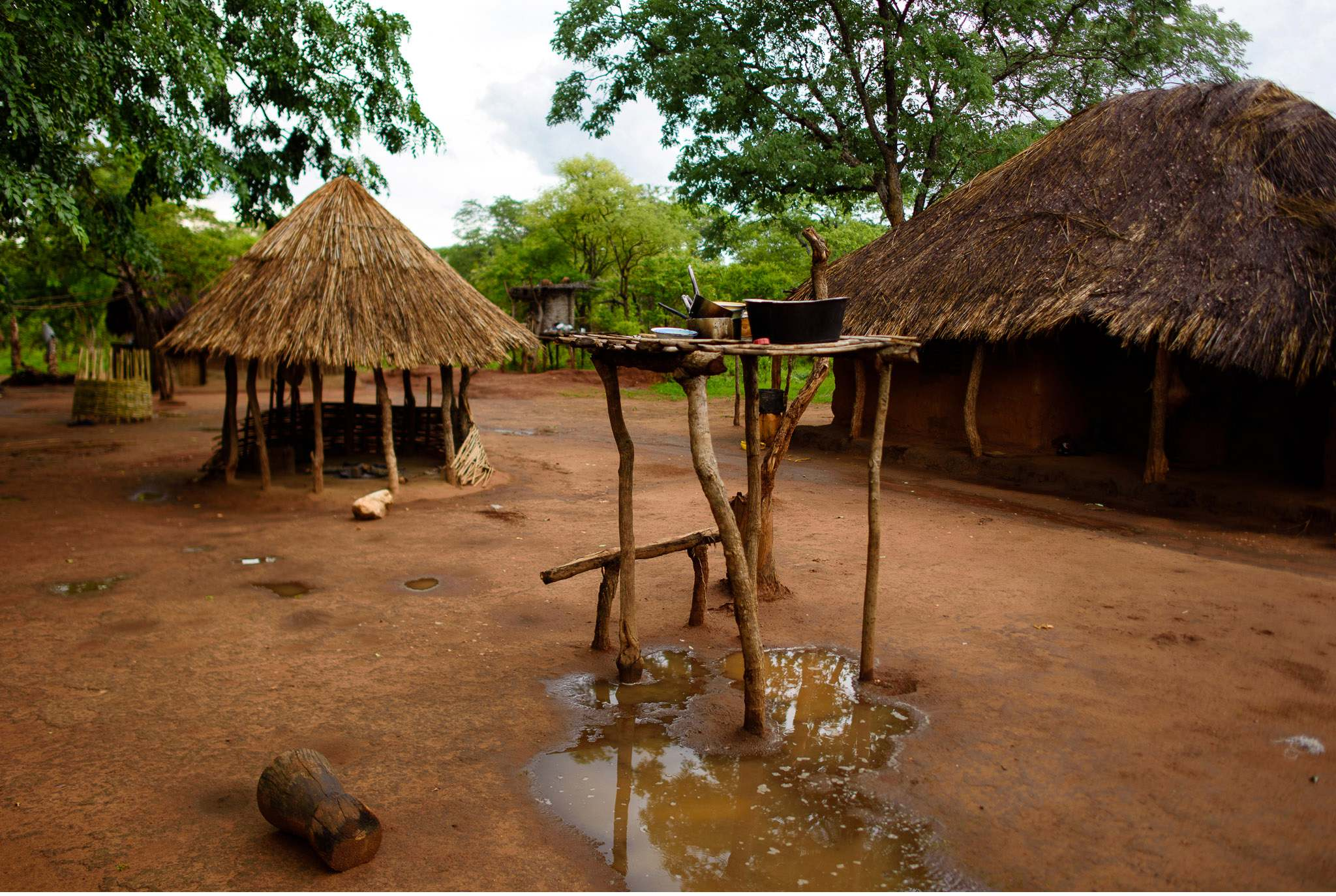 Vom South Luangwa in Zambia an den Malawi See - Marion und Daniel - Geschichten von unterwegs-9