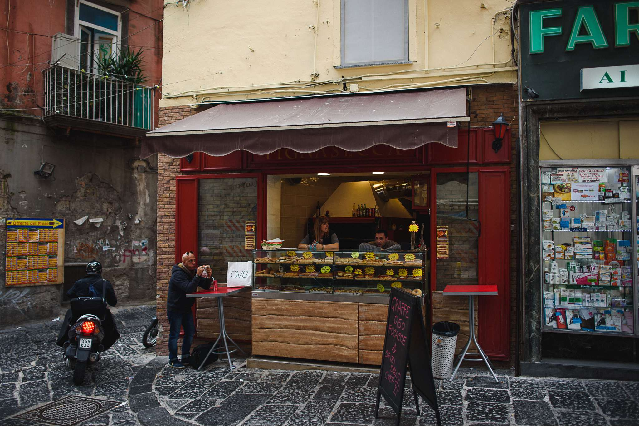 Interrail Reise - Italien Neapel - Geschichten von unterwegs - Foto Daniel Kempf-Seifried-102