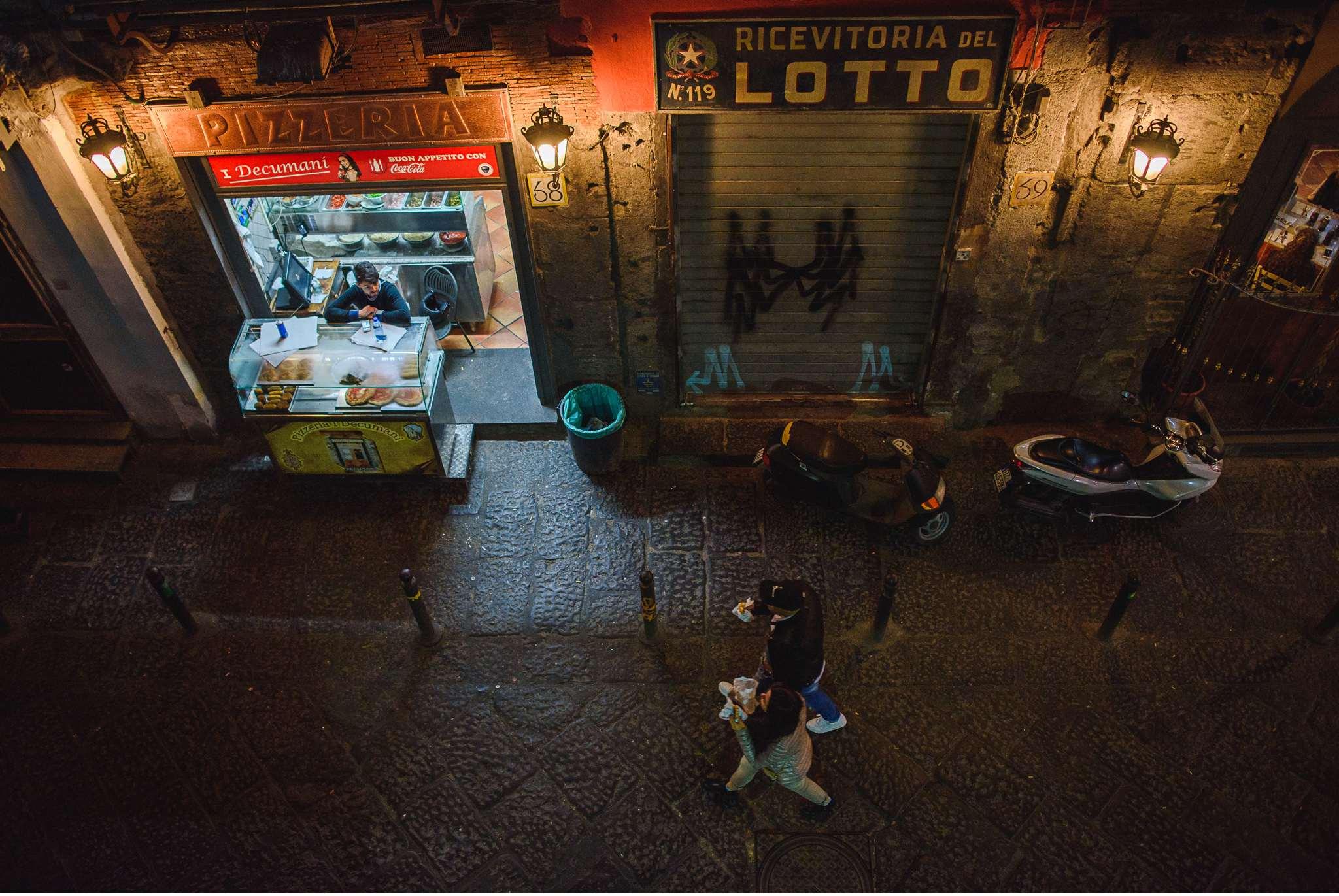 Interrail Reise - Italien Neapel - Geschichten von unterwegs - Foto Daniel Kempf-Seifried-11
