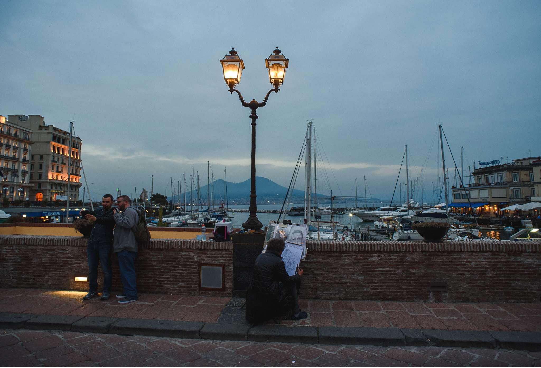 Interrail Reise - Italien Neapel - Geschichten von unterwegs - Foto Daniel Kempf-Seifried-115