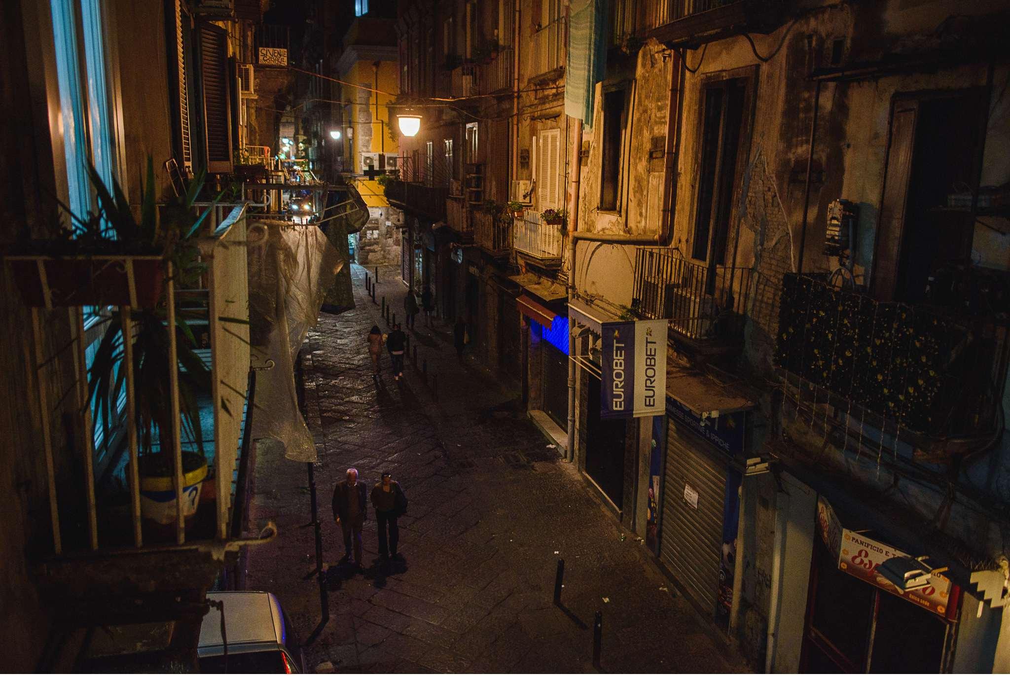 Interrail Reise - Italien Neapel - Geschichten von unterwegs - Foto Daniel Kempf-Seifried-12