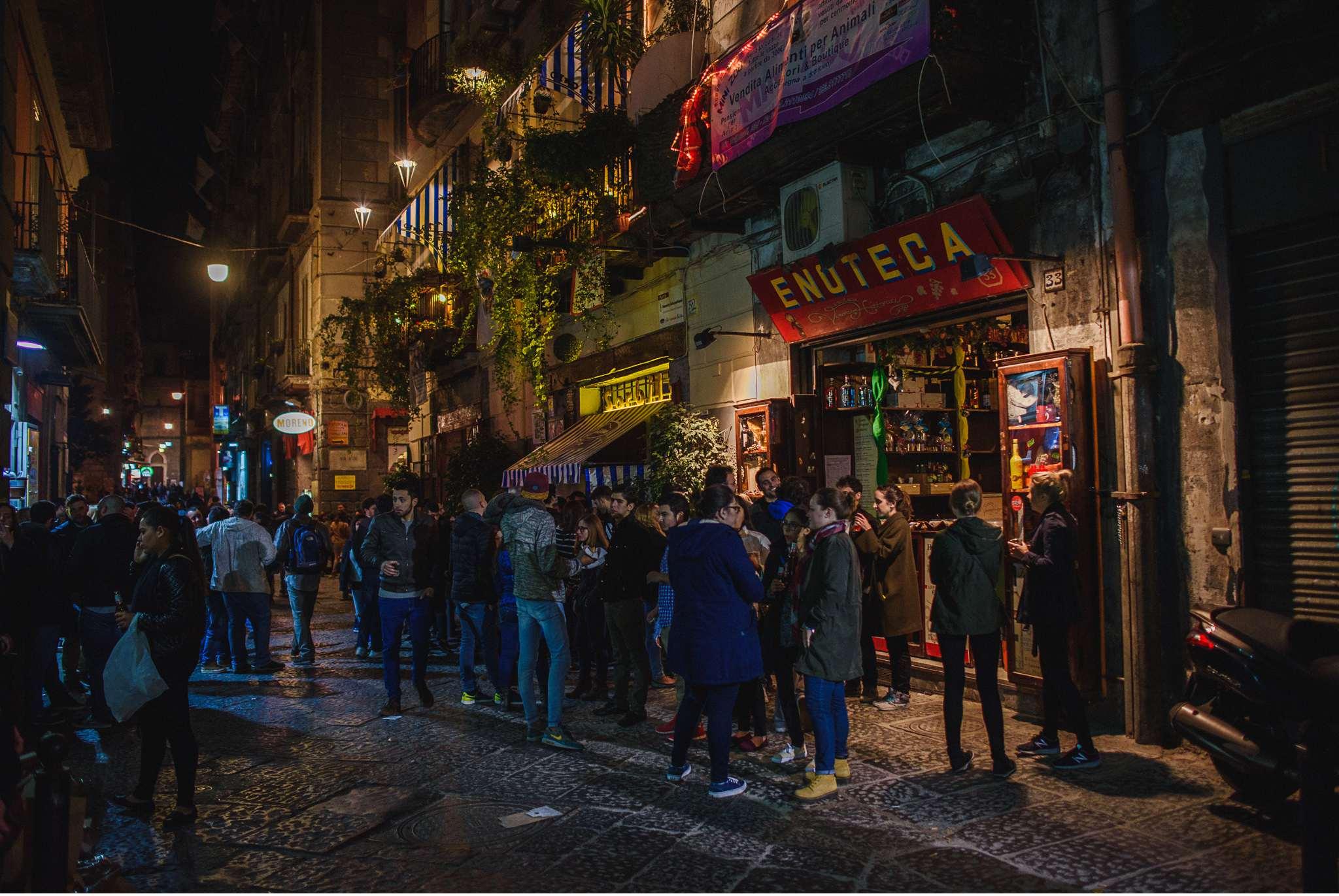 Interrail Reise - Italien Neapel - Geschichten von unterwegs - Foto Daniel Kempf-Seifried-14