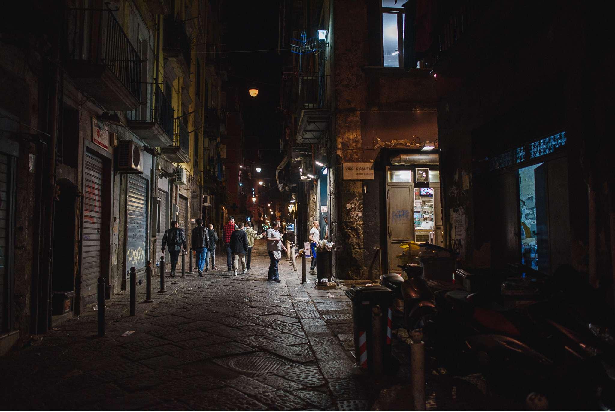 Interrail Reise - Italien Neapel - Geschichten von unterwegs - Foto Daniel Kempf-Seifried-19