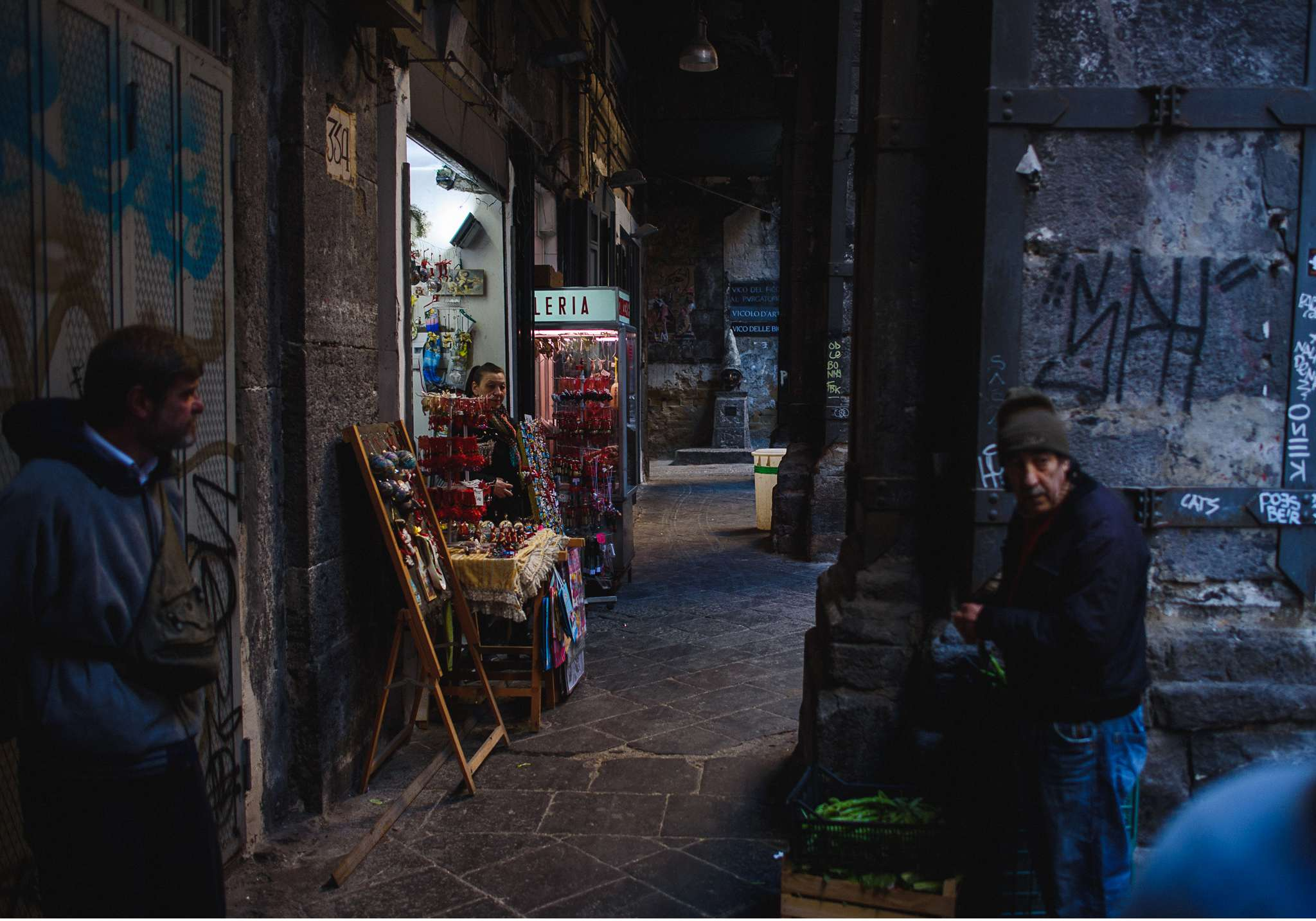 Interrail Reise - Italien Neapel - Geschichten von unterwegs - Foto Daniel Kempf-Seifried-22