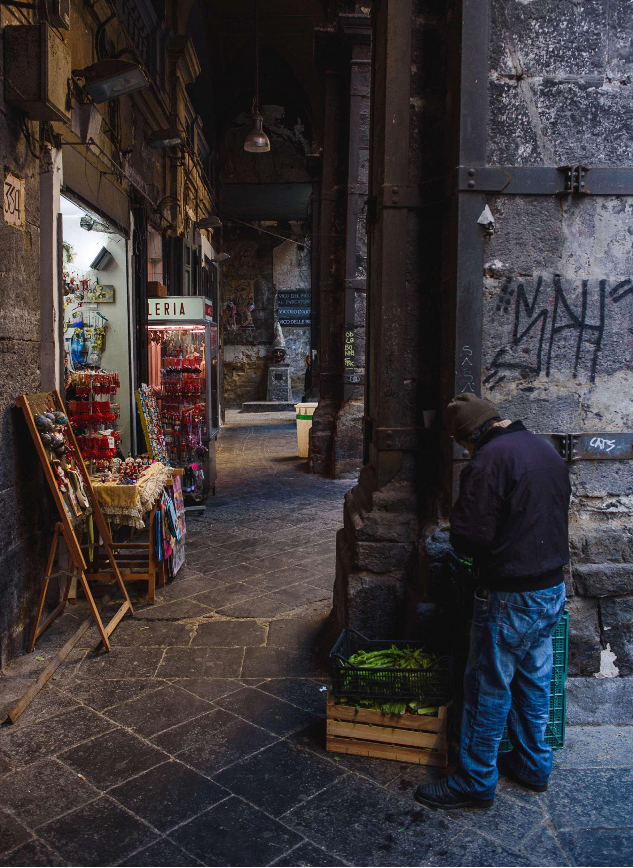 Interrail Reise - Italien Neapel - Geschichten von unterwegs - Foto Daniel Kempf-Seifried-23