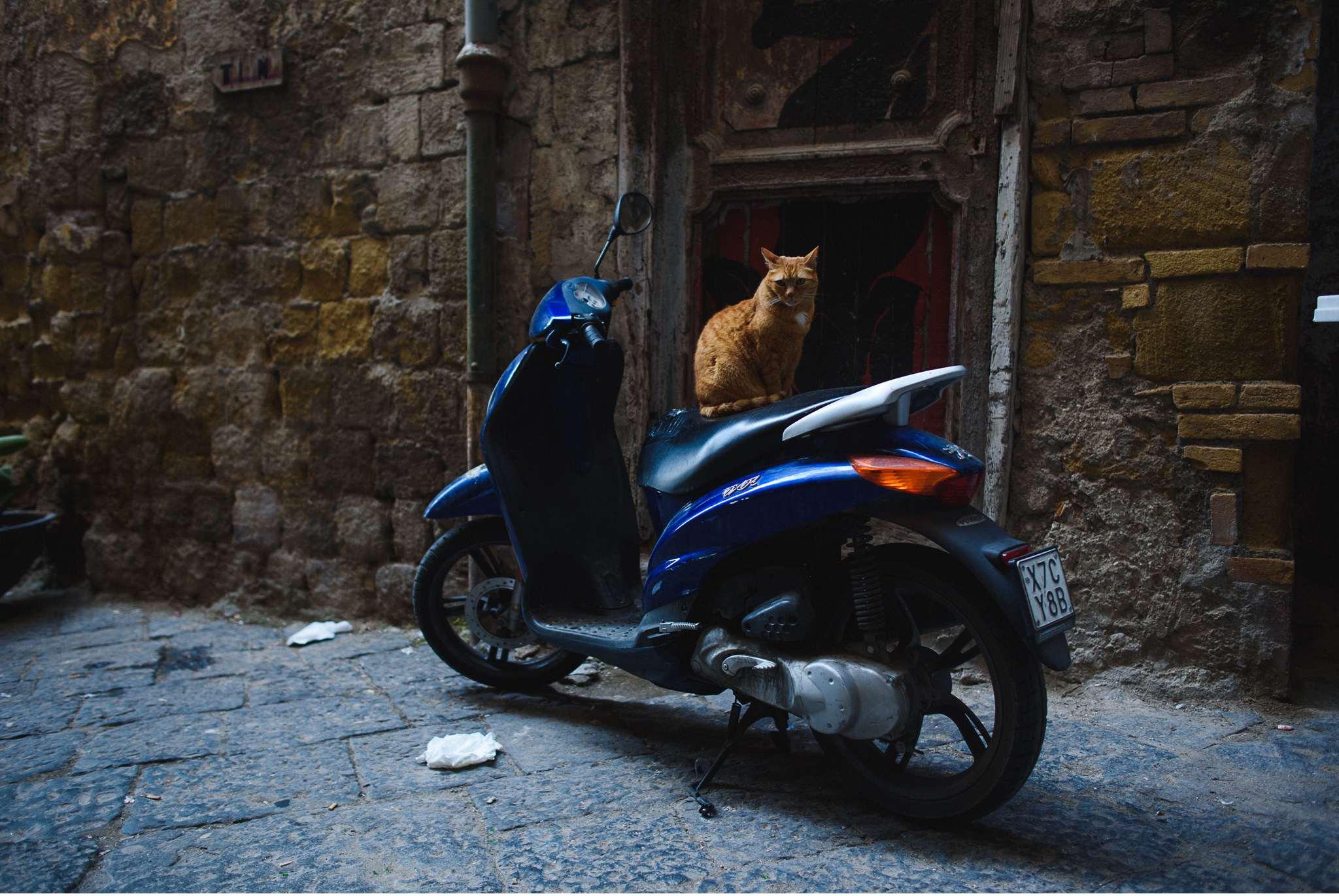 Interrail Reise - Italien Neapel - Geschichten von unterwegs - Foto Daniel Kempf-Seifried-25
