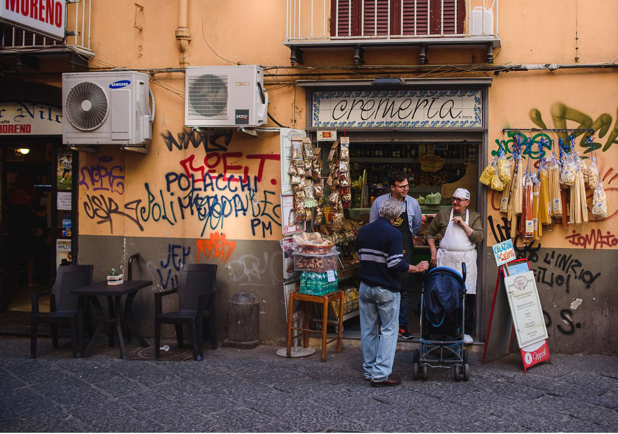 Interrail Reise - Italien Neapel - Geschichten von unterwegs - Foto Daniel Kempf-Seifried-31
