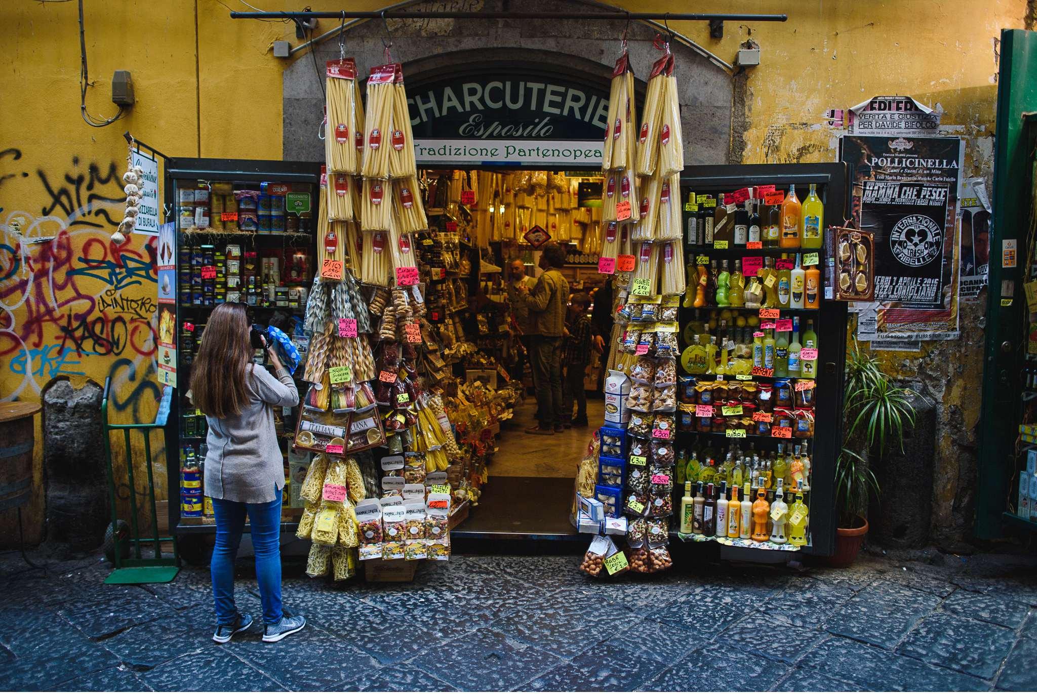 Interrail Reise - Italien Neapel - Geschichten von unterwegs - Foto Daniel Kempf-Seifried-32
