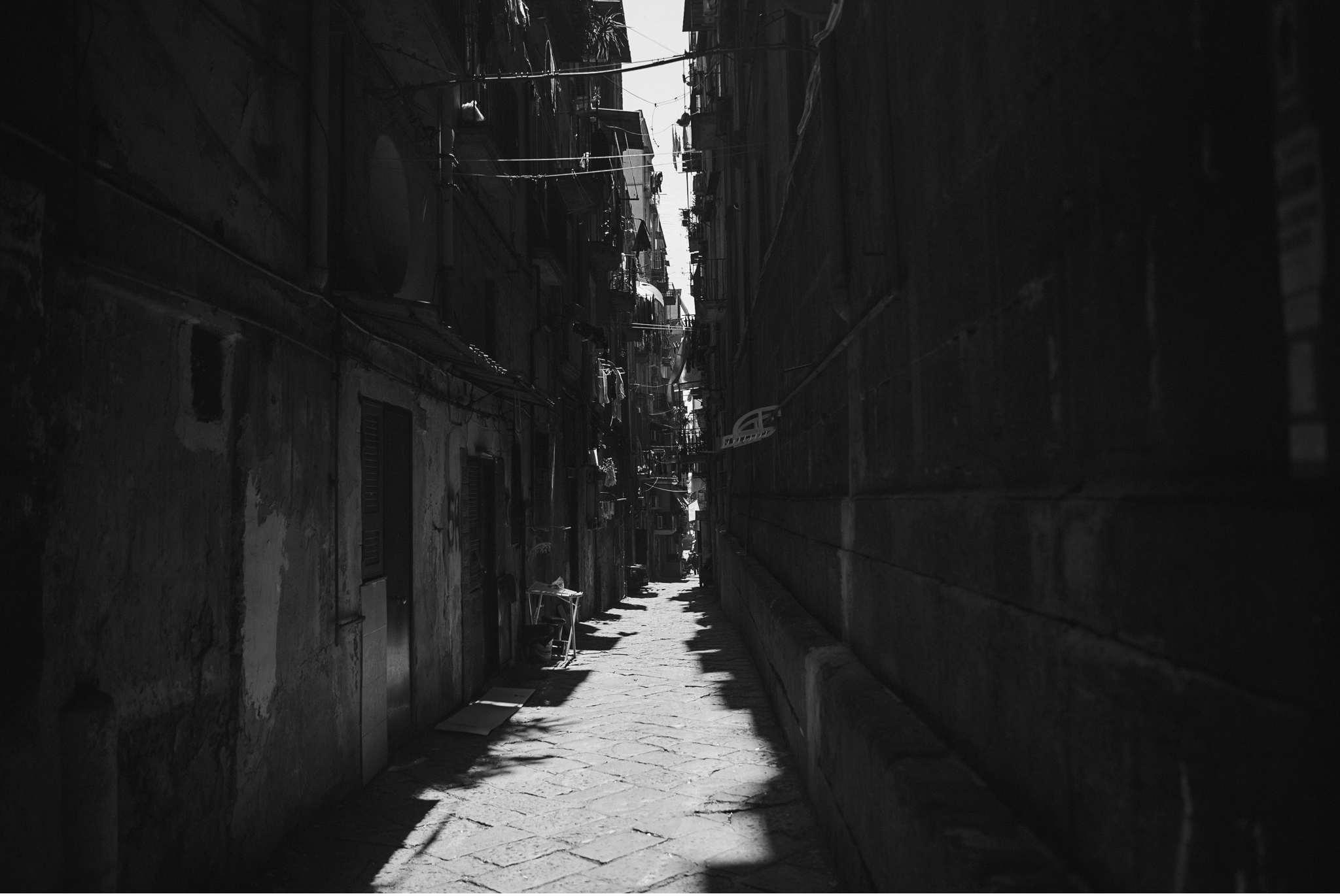 Interrail Reise - Italien Neapel - Geschichten von unterwegs - Foto Daniel Kempf-Seifried-35