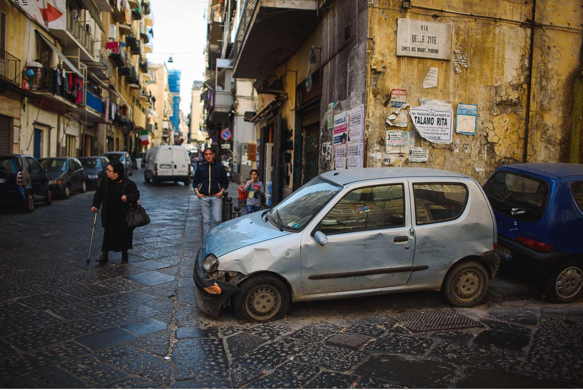Interrail Reise - Italien Neapel - Geschichten von unterwegs - Foto Daniel Kempf-Seifried-42