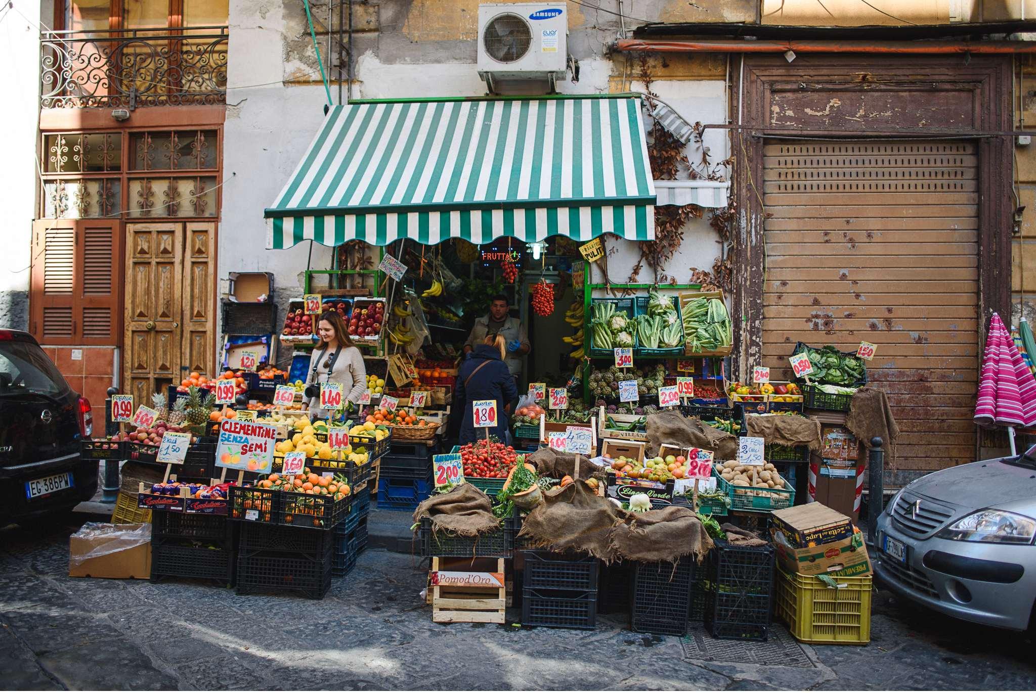 Interrail Reise - Italien Neapel - Geschichten von unterwegs - Foto Daniel Kempf-Seifried-43