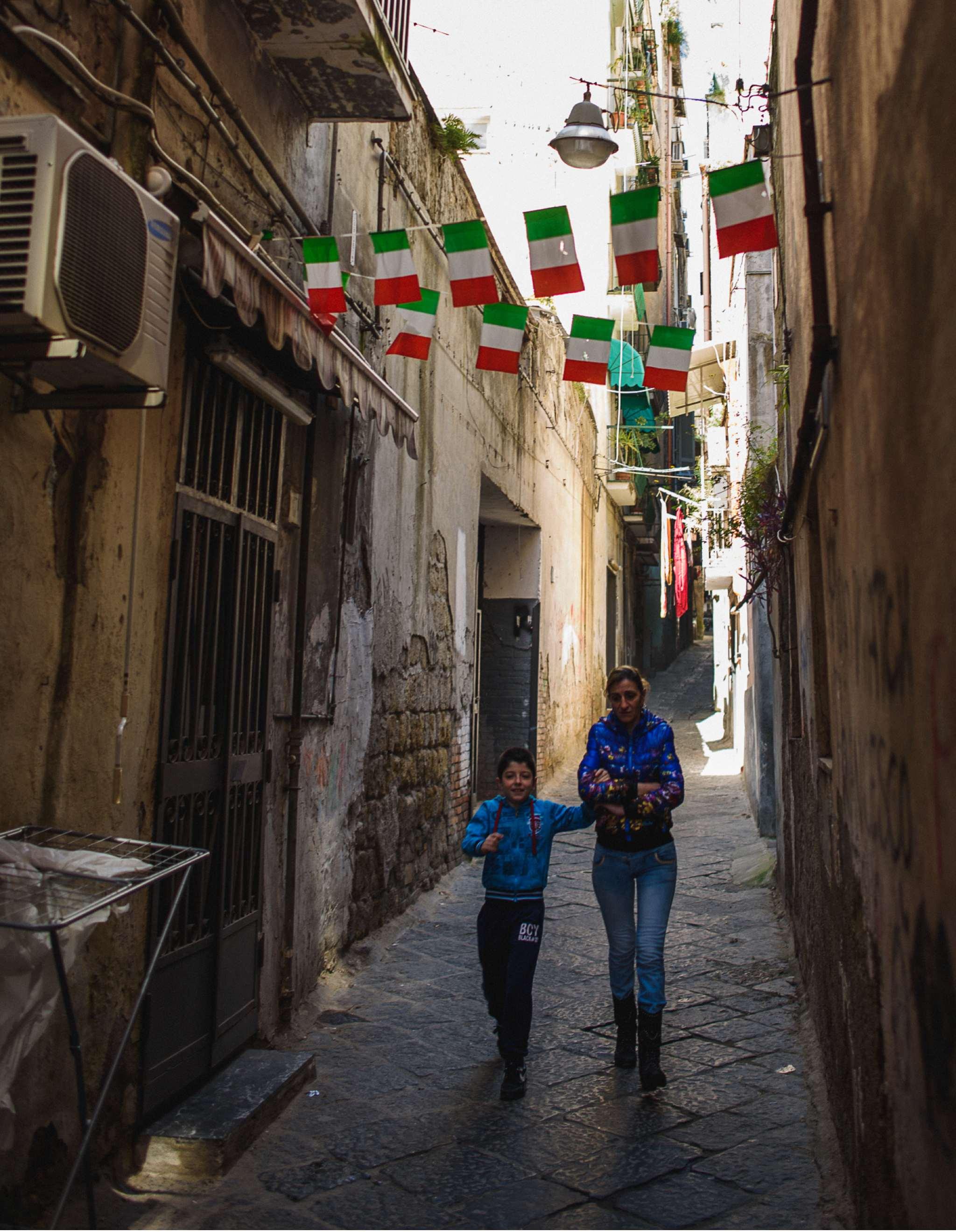Interrail Reise - Italien Neapel - Geschichten von unterwegs - Foto Daniel Kempf-Seifried-46