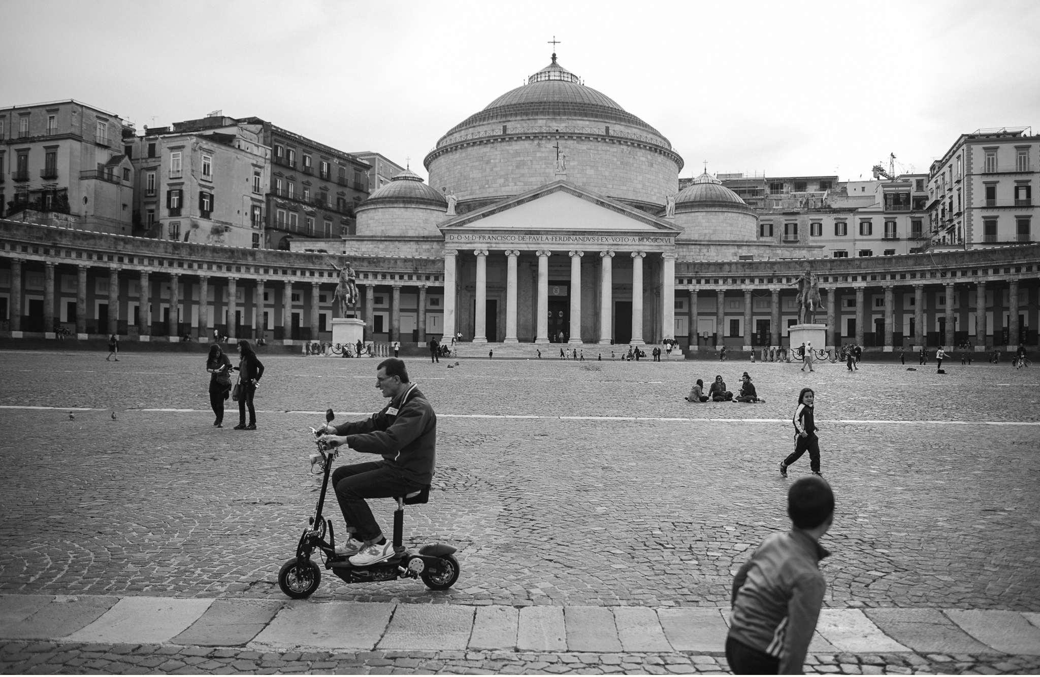 Interrail Reise - Italien Neapel - Geschichten von unterwegs - Foto Daniel Kempf-Seifried-55