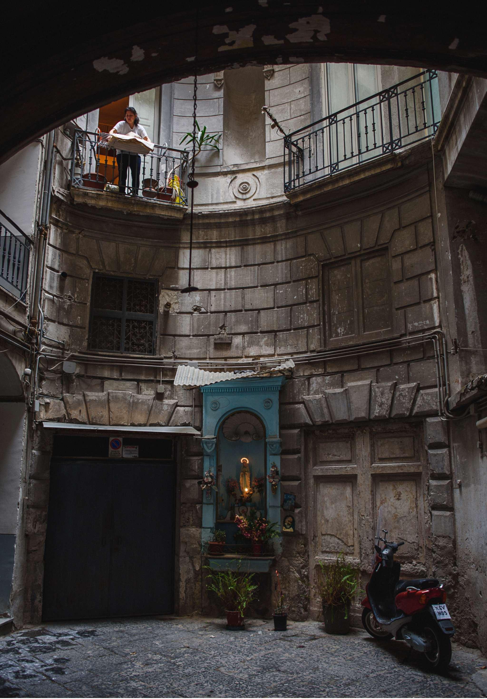 Interrail Reise - Italien Neapel - Geschichten von unterwegs - Foto Daniel Kempf-Seifried-95