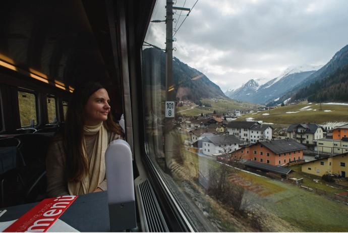 Interrail Reise durch das südliche Europa - Global Pass - Geschichten von unterwegs-4