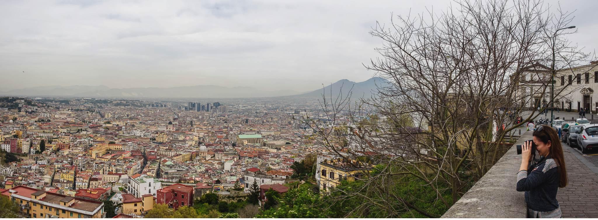 Neapel Panorama - Marion Marema by Daniel Kempf Seifried Kopie