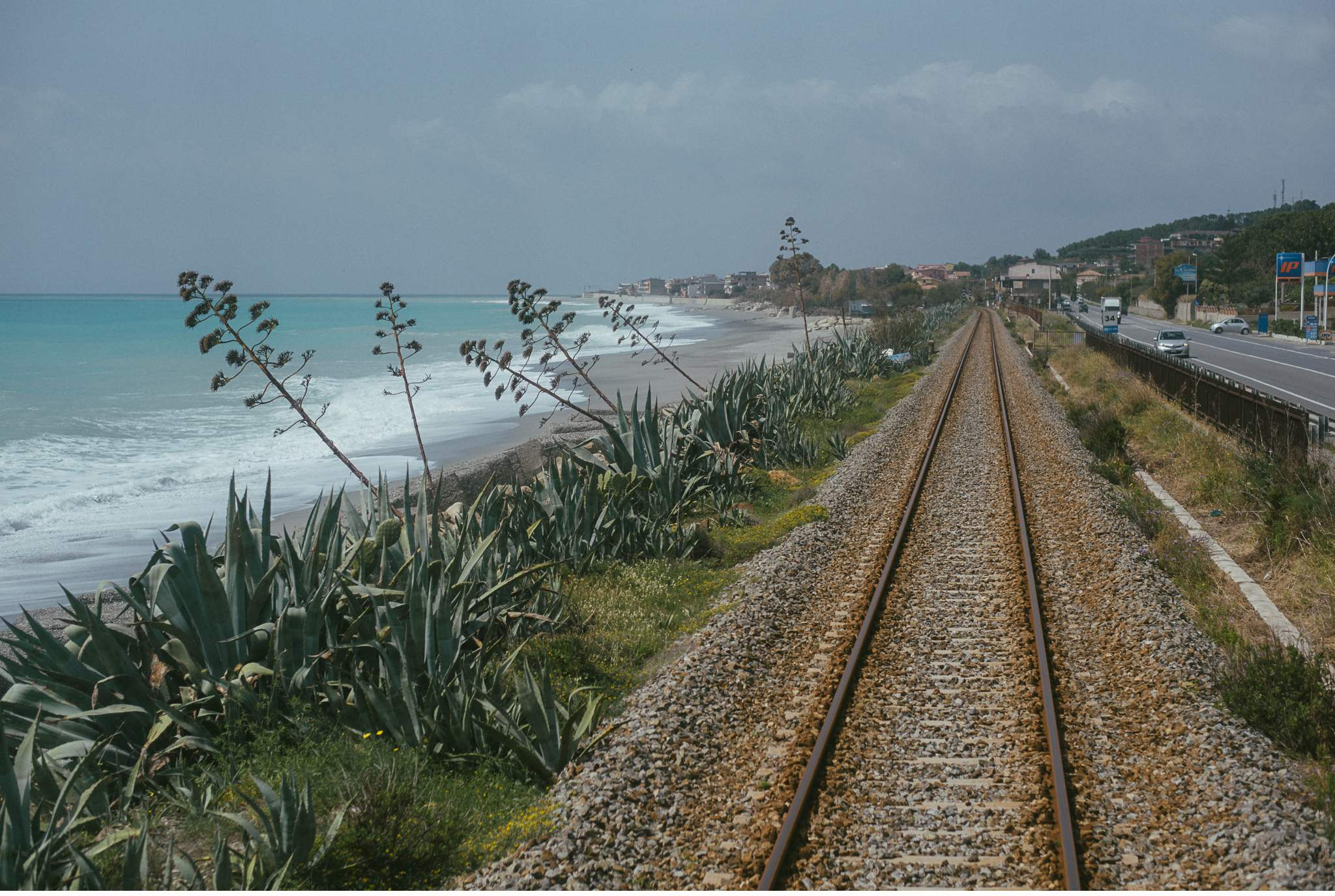 Bari - Pulia - Italien - Interrail- Photo by Daniel Kempf-Seifried-1