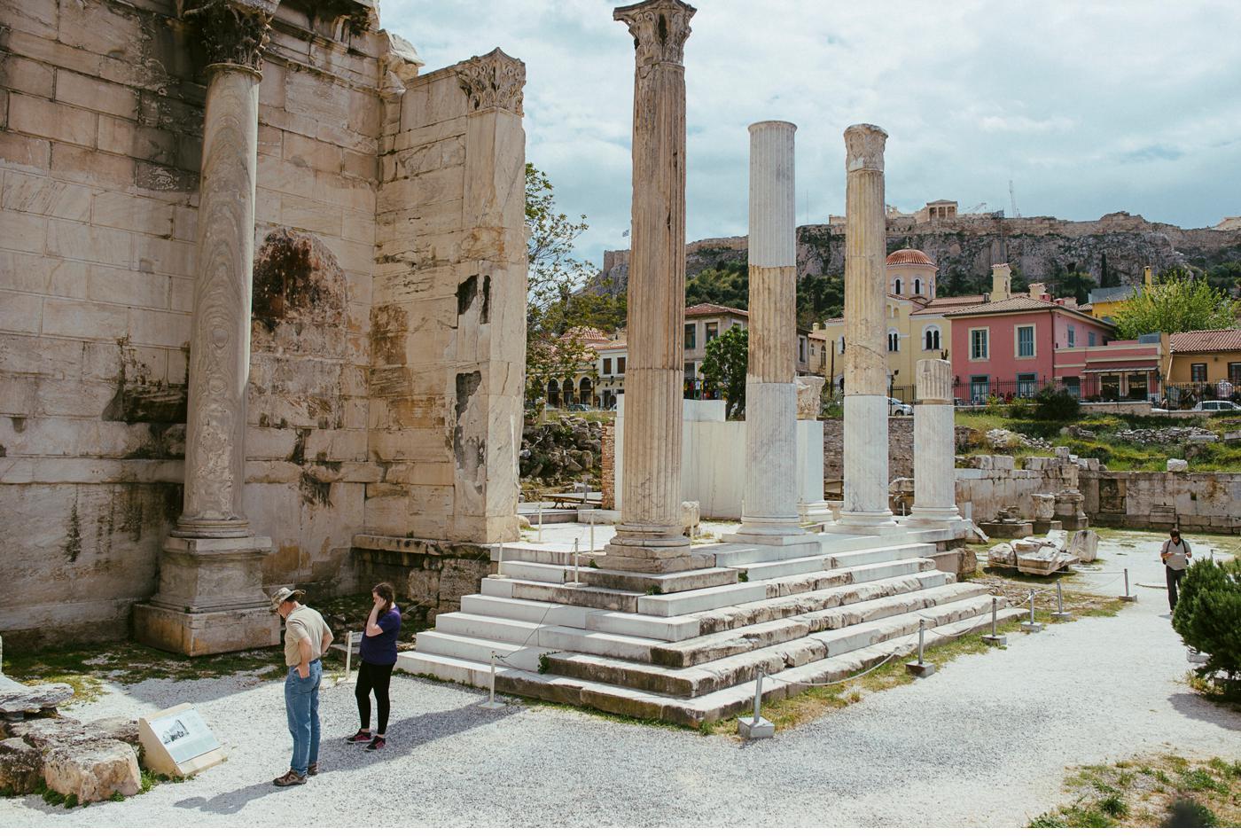 Athen, die Stadt der Götter - copyright Daniel Kempf-Seifried-7605