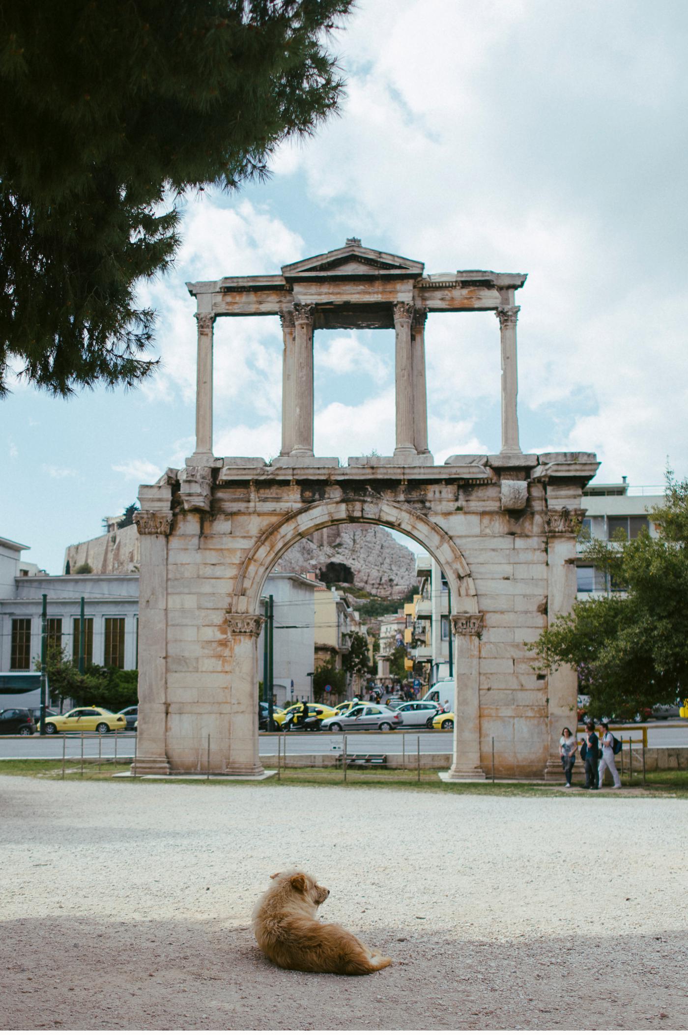 Athen, die Stadt der Götter - copyright Daniel Kempf-Seifried-7624