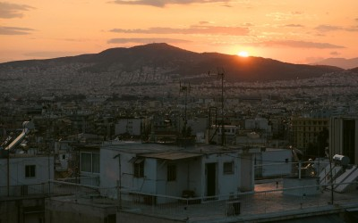 Stadt der Götter – Athen