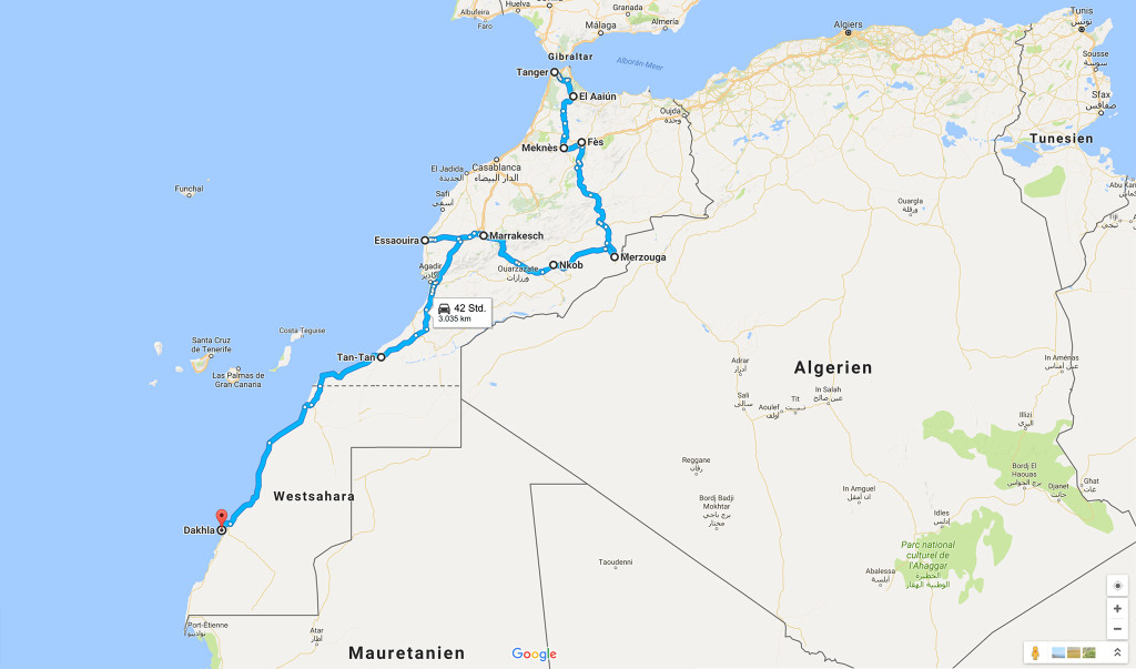 grenze spanien marokko