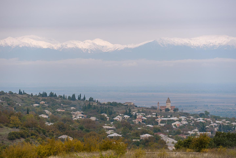 Roadtrip Georgien - Sighnaghi - Vashlovani - Prometheus Höhle Kutaissi-25
