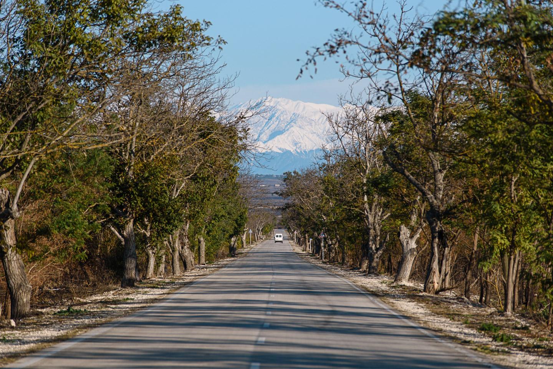 Roadtrip Georgien - Sighnaghi - Vashlovani - Prometheus Höhle Kutaissi-3