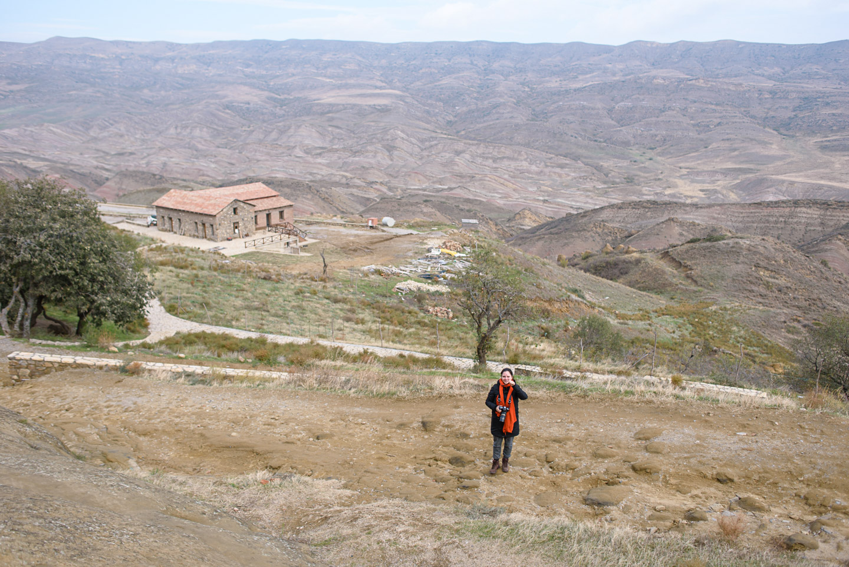 Roadtrip Georgien - Sighnaghi - Vashlovani - Prometheus Höhle Kutaissi-41