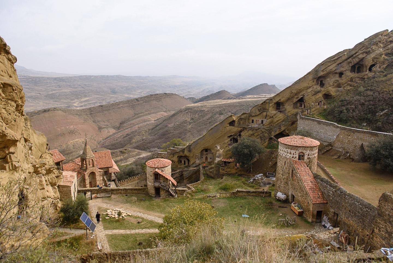 Roadtrip Georgien - Sighnaghi - Vashlovani - Prometheus Höhle Kutaissi-46