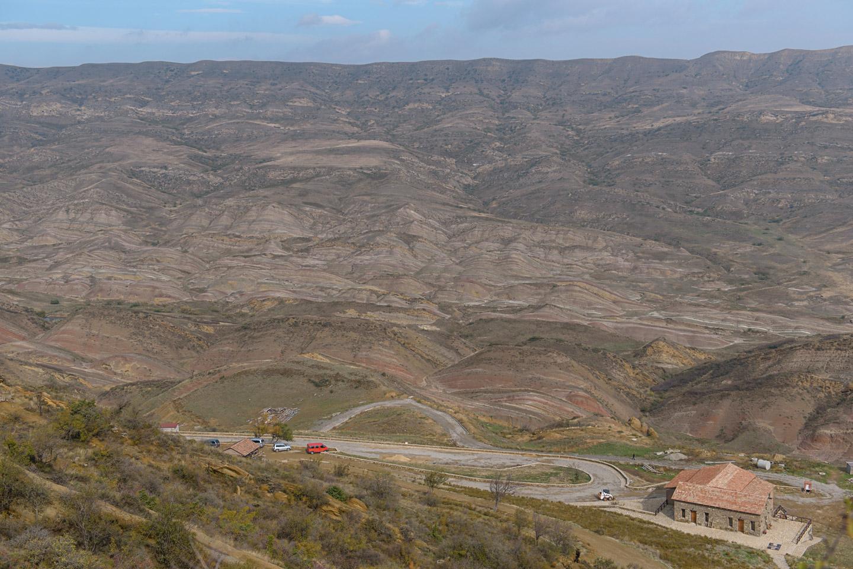 Roadtrip Georgien - Sighnaghi - Vashlovani - Prometheus Höhle Kutaissi-47