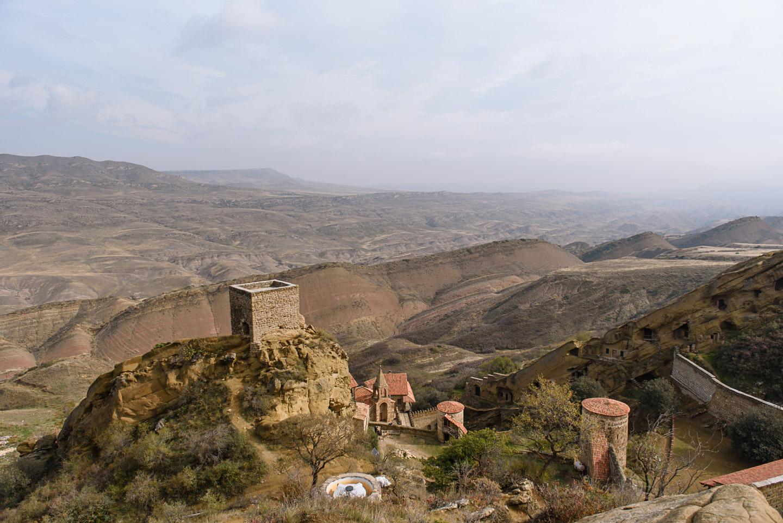 Roadtrip Georgien - Sighnaghi - Vashlovani - Prometheus Höhle Kutaissi-48