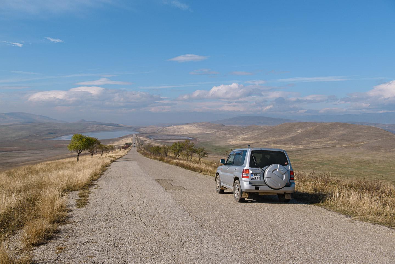Roadtrip Georgien - Sighnaghi - Vashlovani - Prometheus Höhle Kutaissi-51