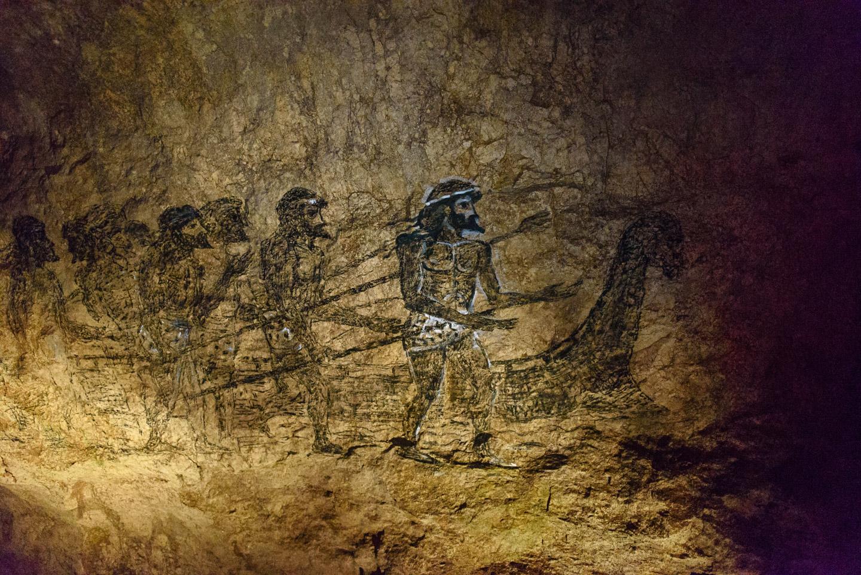 Roadtrip Georgien - Sighnaghi - Vashlovani - Prometheus Höhle Kutaissi-57