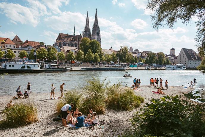 Bürgerfest Regensburg - Geschichten von unterwegs - Das online Reisemagzin-222