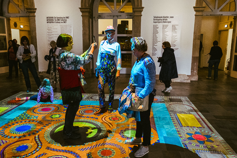 Documenta14 in Kassel - 2017 - Ausstellung - Kunst - Geschichten von unterwegs-21