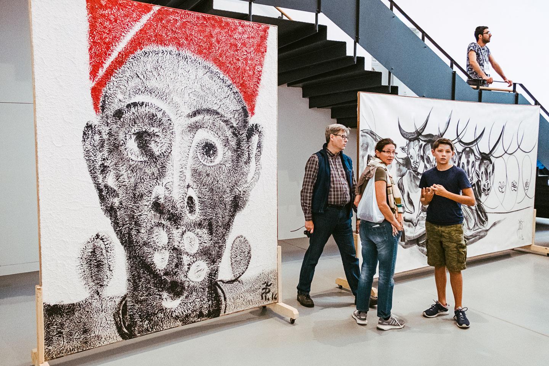 Documenta14 in Kassel - 2017 - Ausstellung - Kunst - Geschichten von unterwegs-28