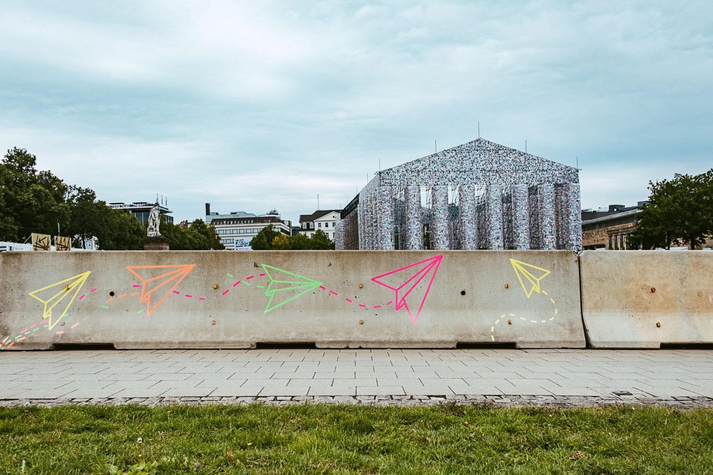 Documenta14 in Kassel - 2017 - Ausstellung - Kunst - Geschichten von unterwegs-32
