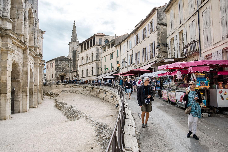 Camargue and Arles - Recontre Arles - Geschichten von unterwegs - Frankreich - Provence-48